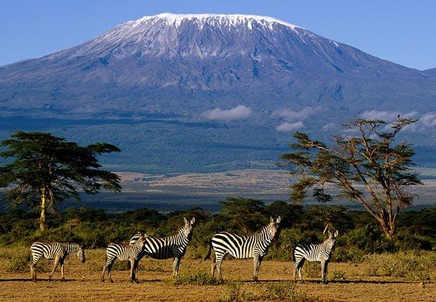 Monte Kilimanjaro, 10 maravillas naturales para ver ahora, antes que desaparezcan