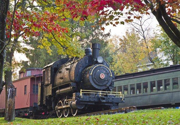 The Catskills en Nueva York, 10 mejores viajes para el otoño