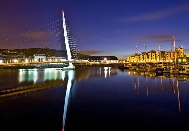 Swansea, Wales. - 10 lugares donde ir este otoño