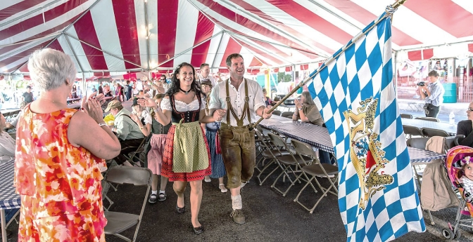 Oktoberfest Fredericksburg