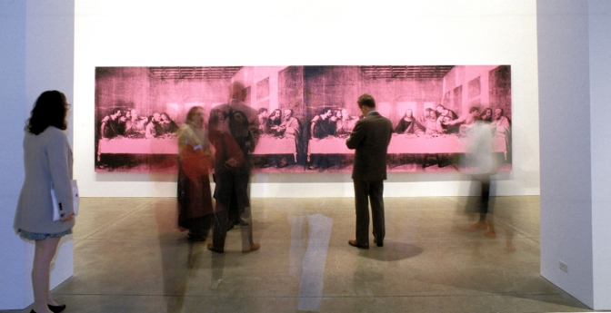 Andy Warhol Museum In Pittsburgh