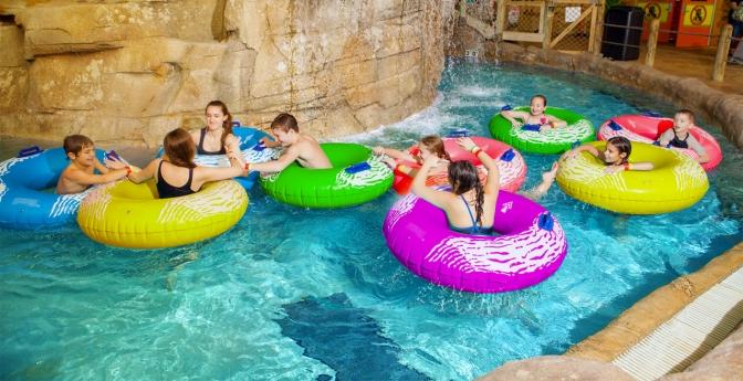 Great Indoor Water Parks