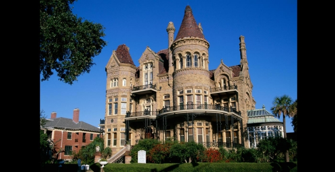 Bishop's Palace, Galveston, Texas