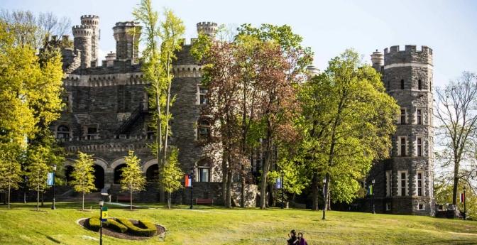 Grey Towers Castle, Philadelphia