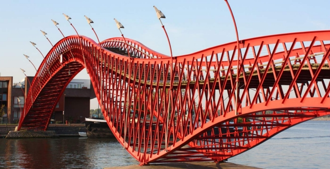 Python Bridge: Amsterdam