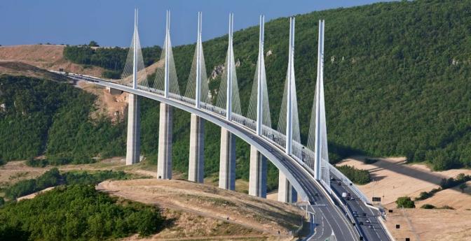 Millau Viaduct: Millau, France