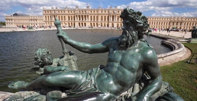Chateau de Versailles, Paris