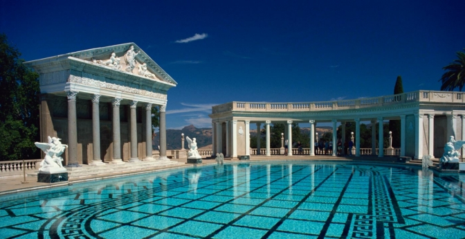 Hearst Castle, San Simeon, California