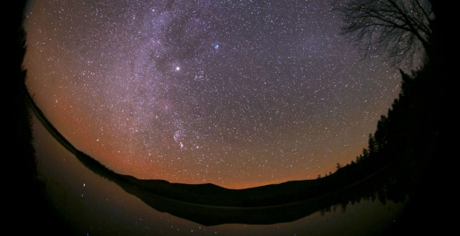 Viewing the Night Sky