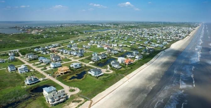 Galveston to Rockport, Galveston, Texas