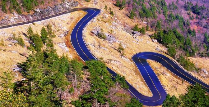 Grandfather Mountain, Blowing Rock, North Carolina