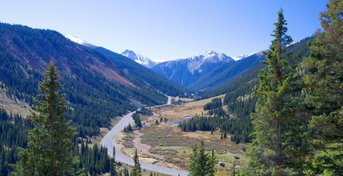 Rocky Mountain High Loop, Golden, Colorado