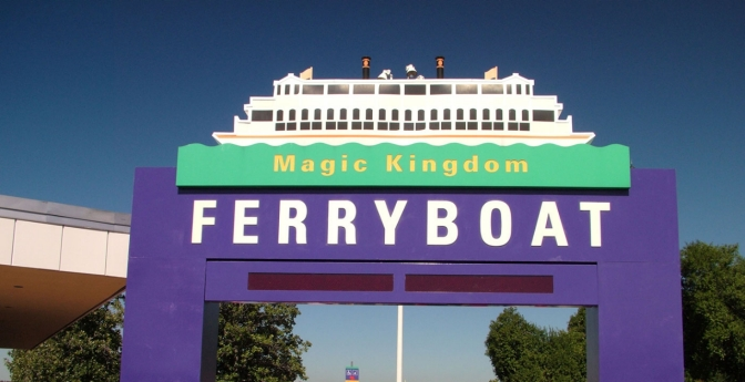 Disney World Ferry, Florida