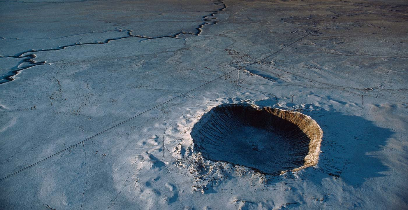 9 Big Holes That Aren't the Grand Canyon