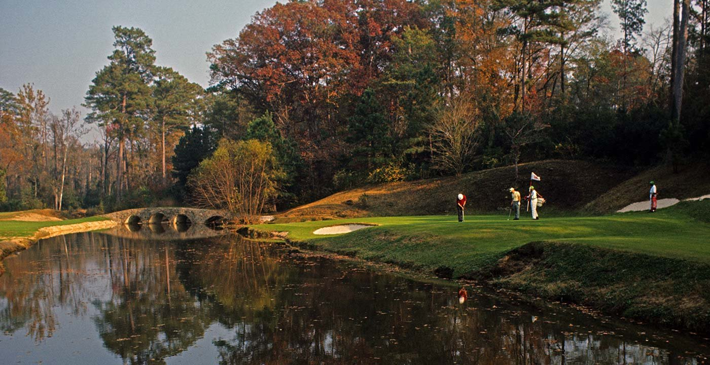 5 Most Iconic Golf Courses in America