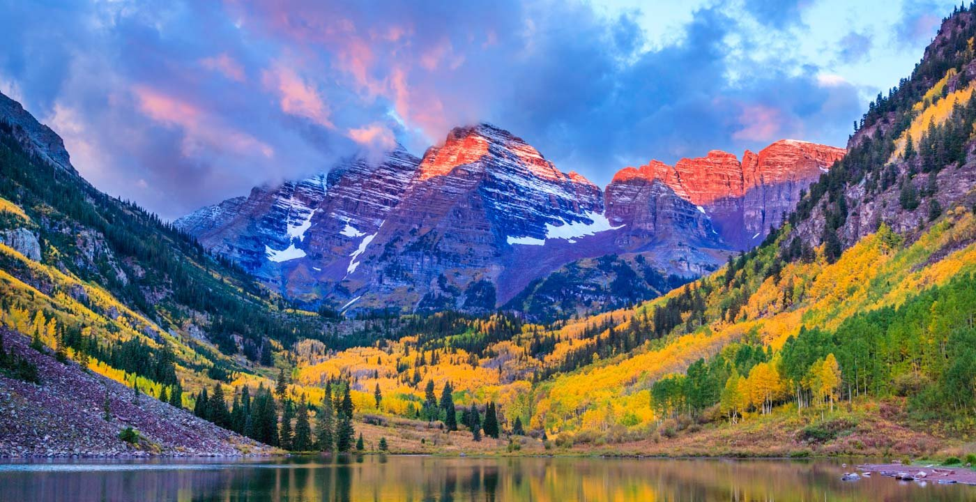 10 Beautiful Mountains in America