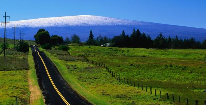 Mauna Loa, Hawaii