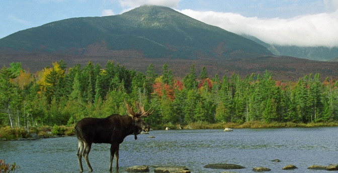 Mount Katahdin, Maine