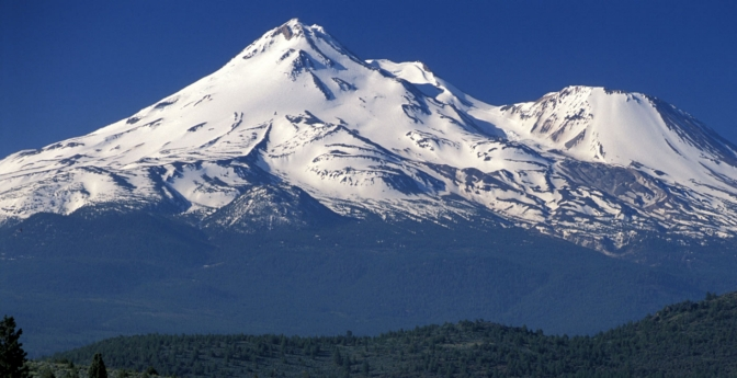 Mount Shasta, California