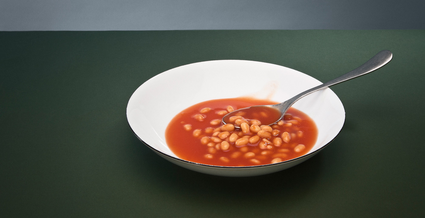 Avoid anything that can cause excess gas to build up in your stomach like beans.