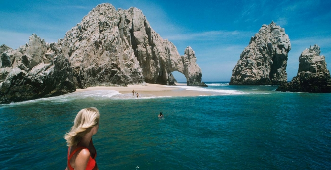 Cabo San Lucas is one of the most popular destinations in Mexico.