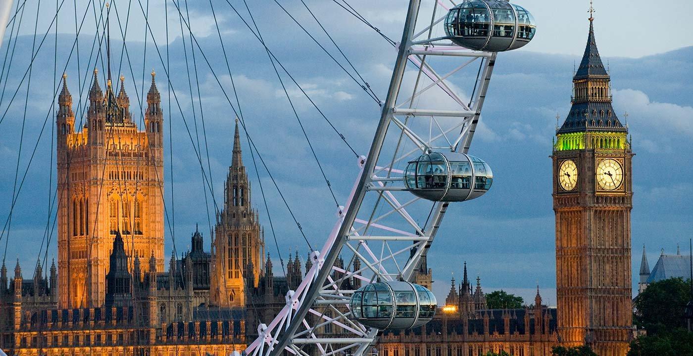 1400 art frommers top london sights millenium wheel