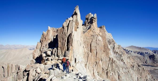 Mount Whitney, California