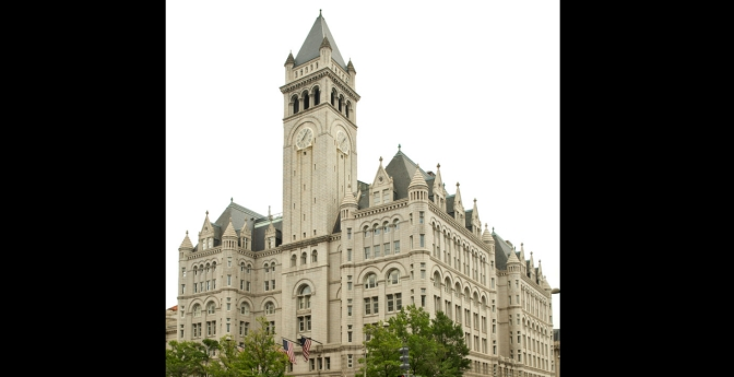 Old Post Office Tower, Washington, D.C.