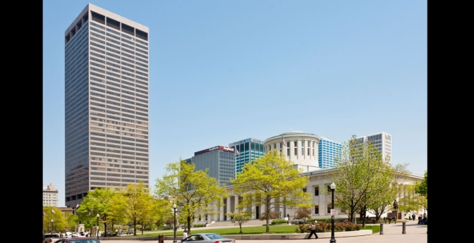 Rhodes State Office Tower, Columbus, Ohio