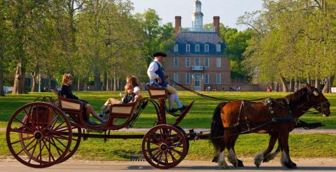 Colonial Williamsburg, Williamsburg, Virginia