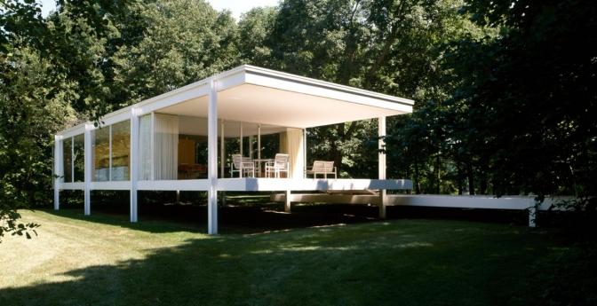 Farnsworth House, Plano, Illinois