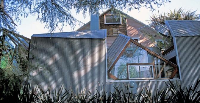 The Frank Gehry Residence, Santa Monica, California
