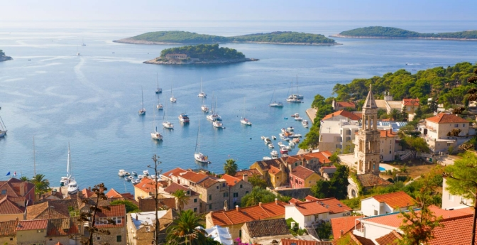 Island-Hopping in Croatia