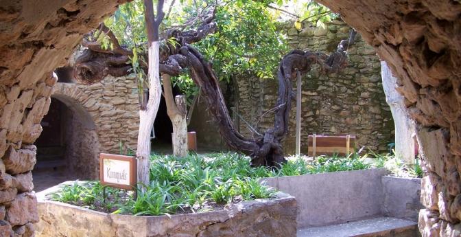 Forestiere Underground Gardens, Fresno, California