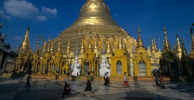 Rangoon, Burma (Myanmar)