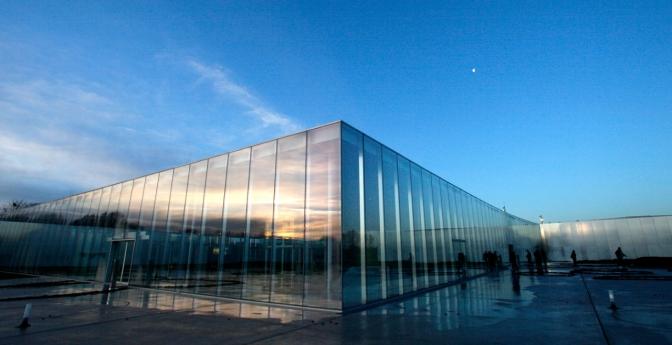 France New Museum in Lens, France