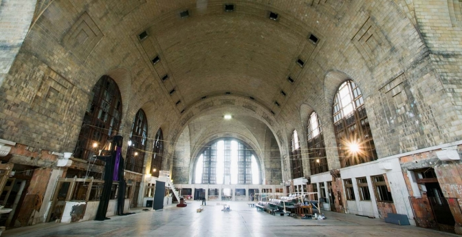 Buffalo Central Terminal, New York