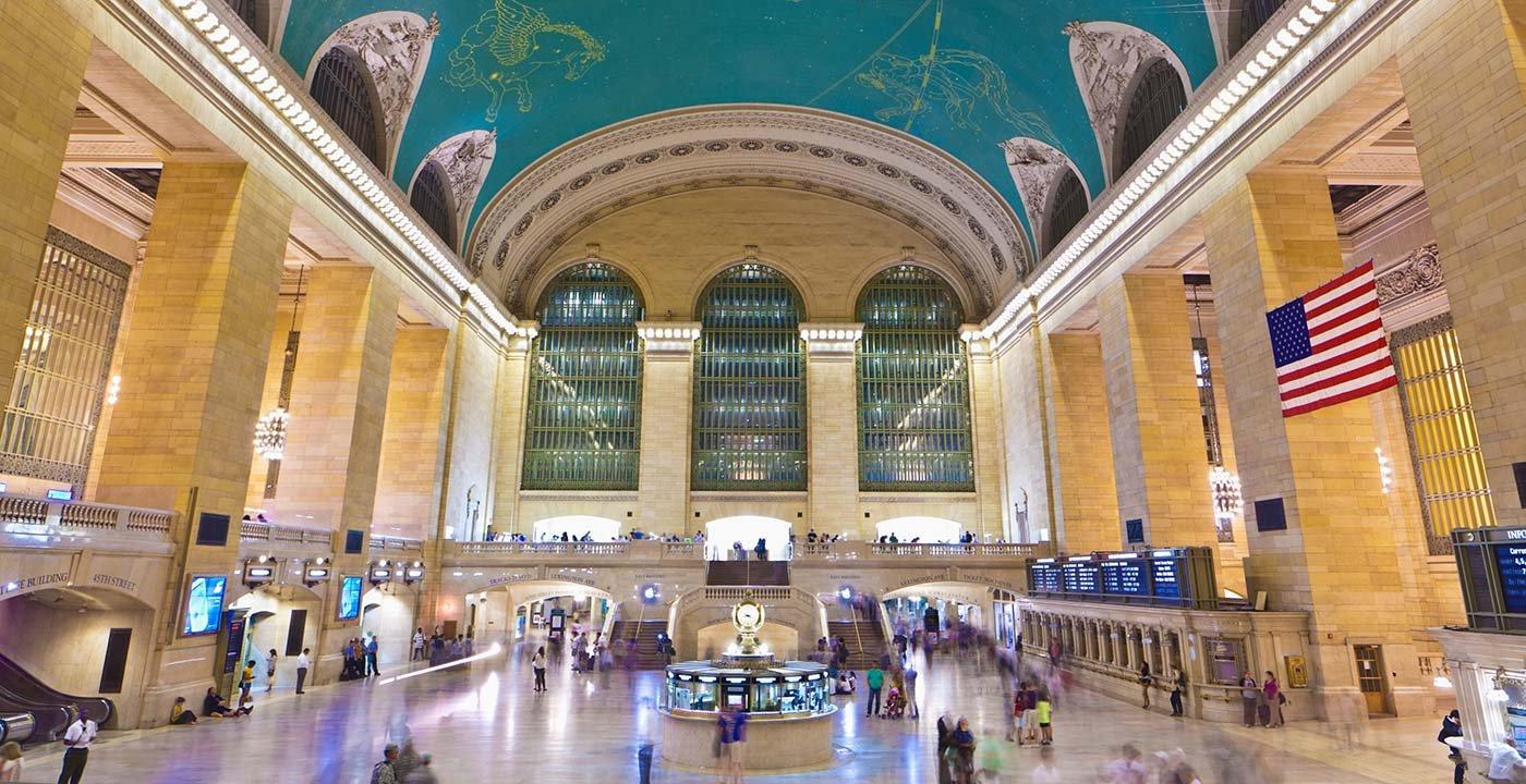 America's Awe-Inspiring Railroad Terminals
