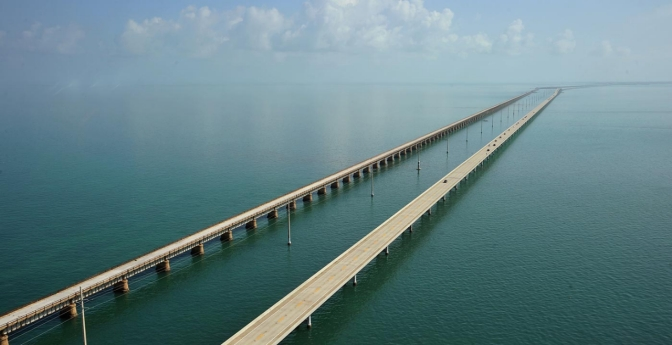 Old Seven Mile Bridge, Florida
