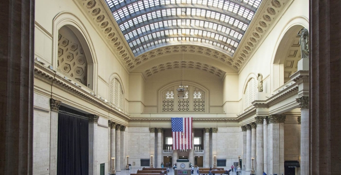 Chicago Union Station, Illinois