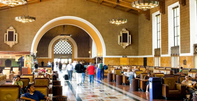 Los Angeles Union Station, California