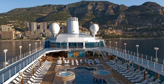 Oceania Cruises' Riviera: Western Mediterranean