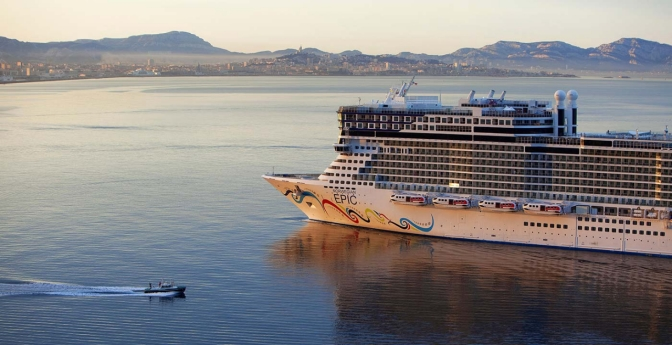Norwegian Cruise Line's Epic: Great Mediterranean Cruises