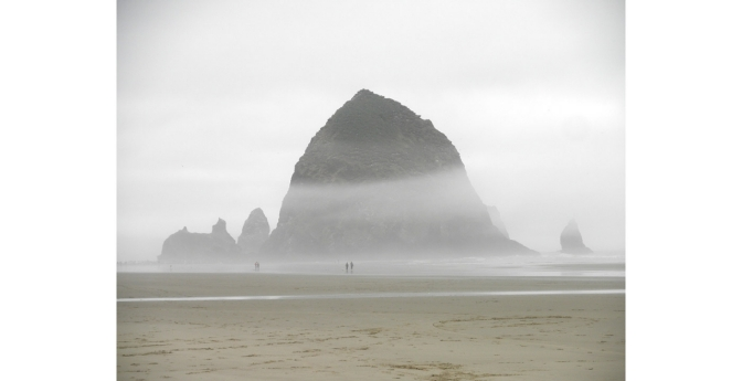 Biggest Rock on the Beach
