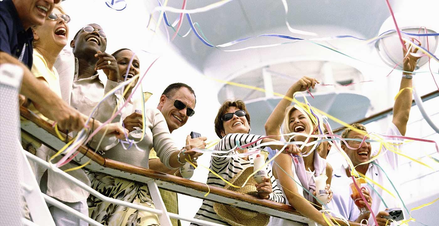Myth 8: I won't like the other passengers