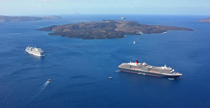 Cunard Line's Queen Victoria: Eastern Mediterranean