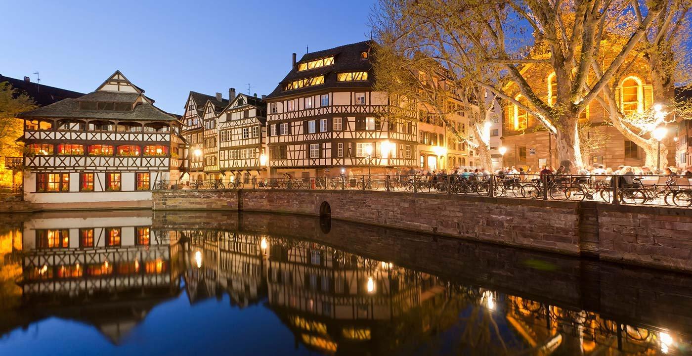 Rhine: Netherlands/Germany/France/Switzerland