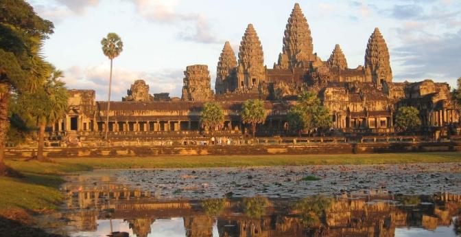 Mekong, Cambodia