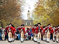 Thankgiving Getaways Travel Williamsburg Virginia Colonial