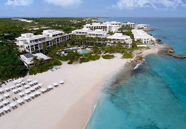 Thanksgiving Getaways West End Anguilla ESP